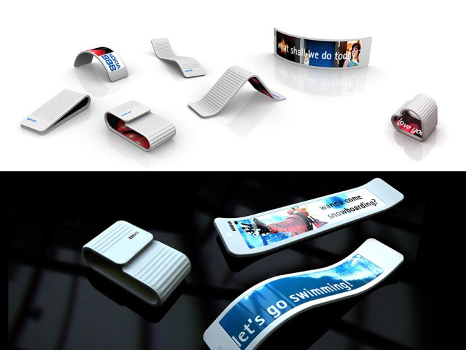 Nokia 888 Mobile Phone Concept