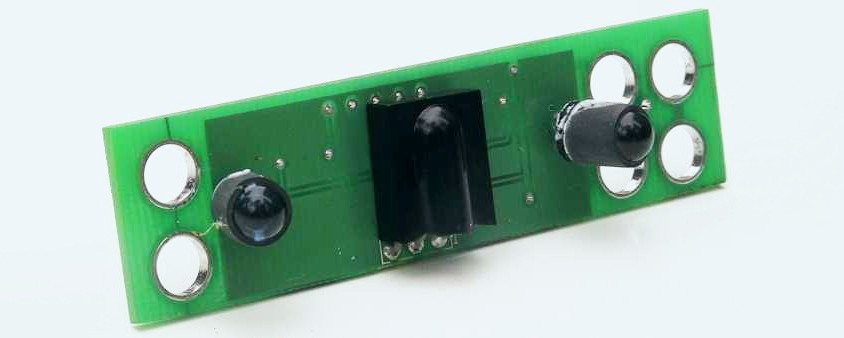 Short Range Dual Infrared Obstacle Detector Module