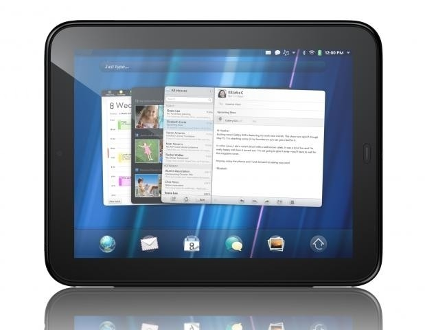 HP TouchPad intelliTablet VW Pad